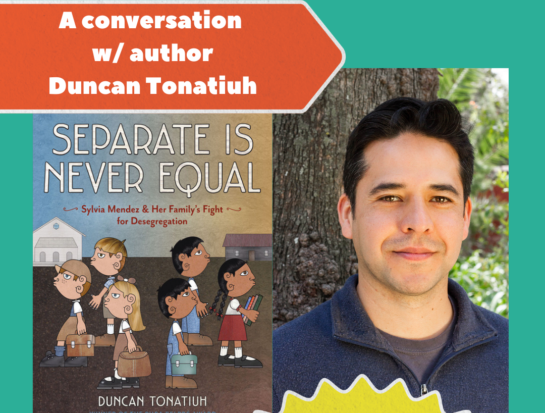 Author Reading with Duncan Tonatiuh