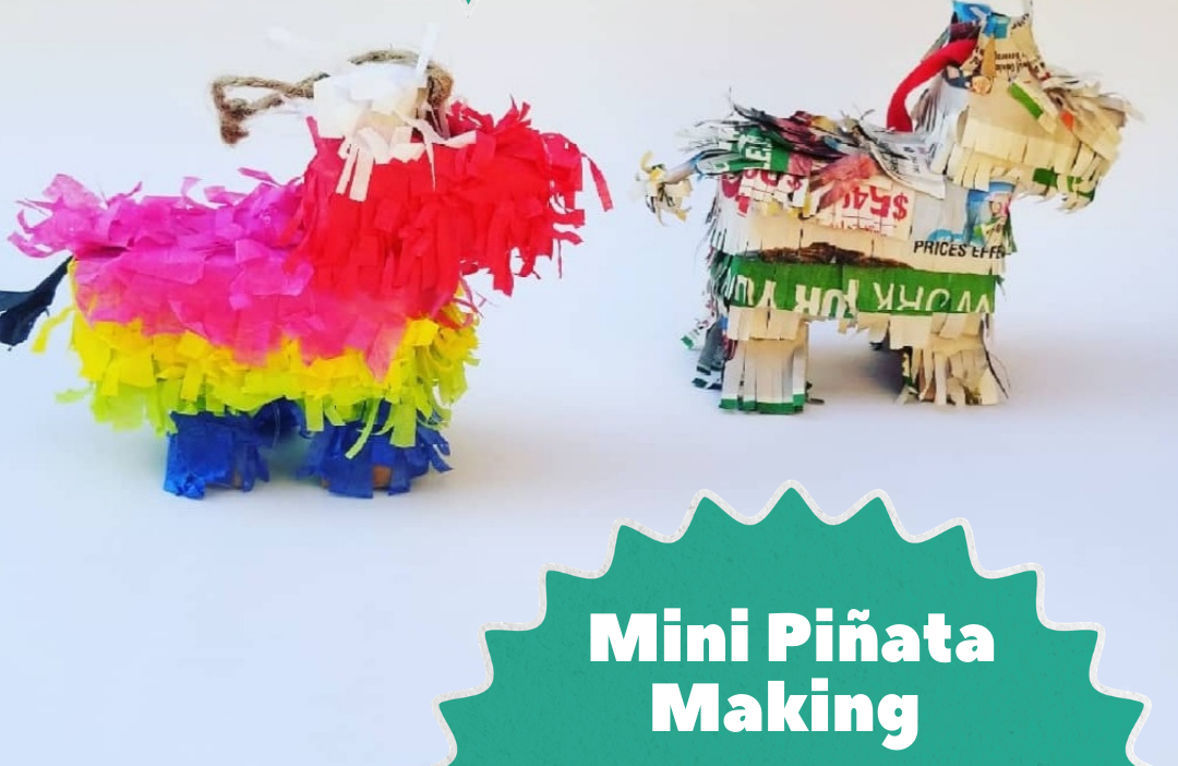 Mini Piñata Making