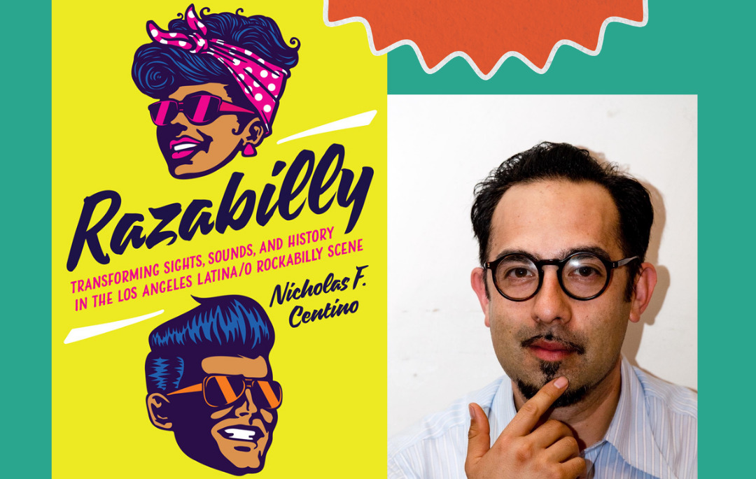 Author Reading: Razabilly by Nicholas F. Centino