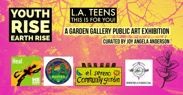 Youth Rise Garden Gallery Self Guided Exhibition